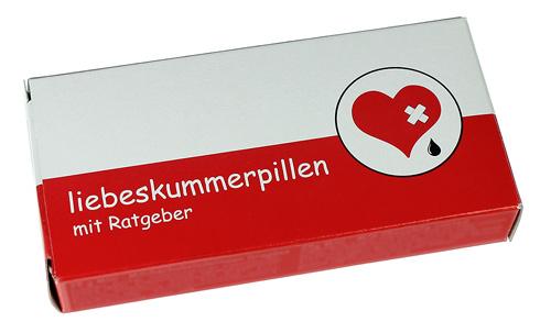 Liebeskummerpillen - Schokolinsen & Ratgeber - 2