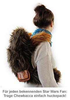 Chewbacca Rucksack - Star Wars - 2