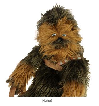 Chewbacca Rucksack - Star Wars - 4