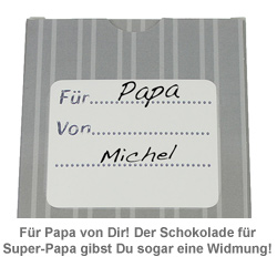 Super-Papa Schokolade - 2