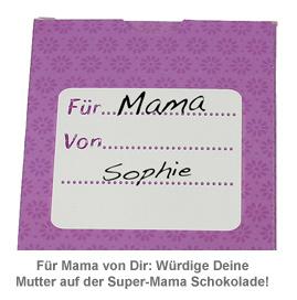Super-Mama Schokolade - 2