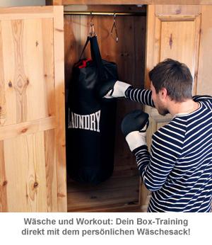 Boxsack - Wäschekorb - 2