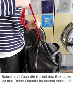Boxsack - Wäschekorb - 3