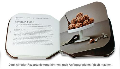 Nutella Rezepte Buch - 3