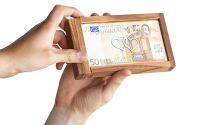 Magische Geldgeschenkbox zur Hochzeit - 3