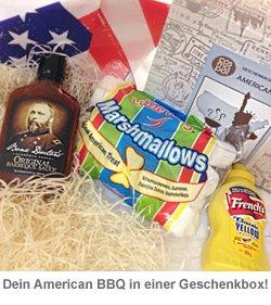 American BBQ - Geschenkbox - 3