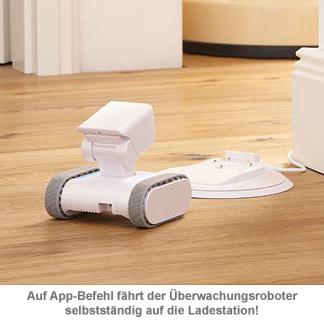 Überwachungsroboter mit Kamera - internetgesteuert - 5