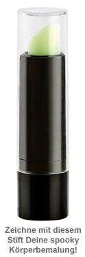 Schwarzlicht Lippenstift - fluoreszierende Farbe - 3