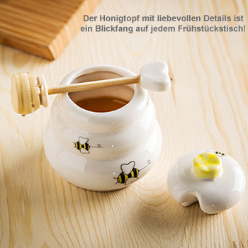 Honigtopf Biene - 3