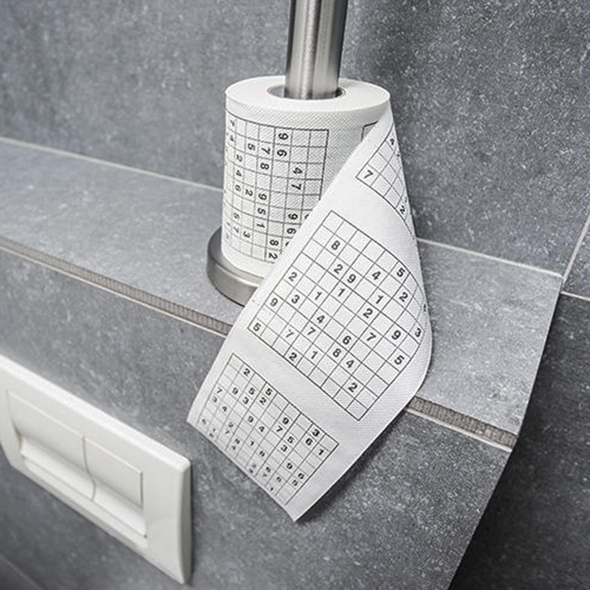 Sudoku-Toilettenpapier - 2
