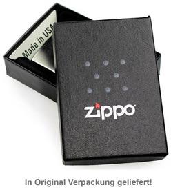 Zippo Feuerzeug mit Gravur - Hashtag Papa - 3