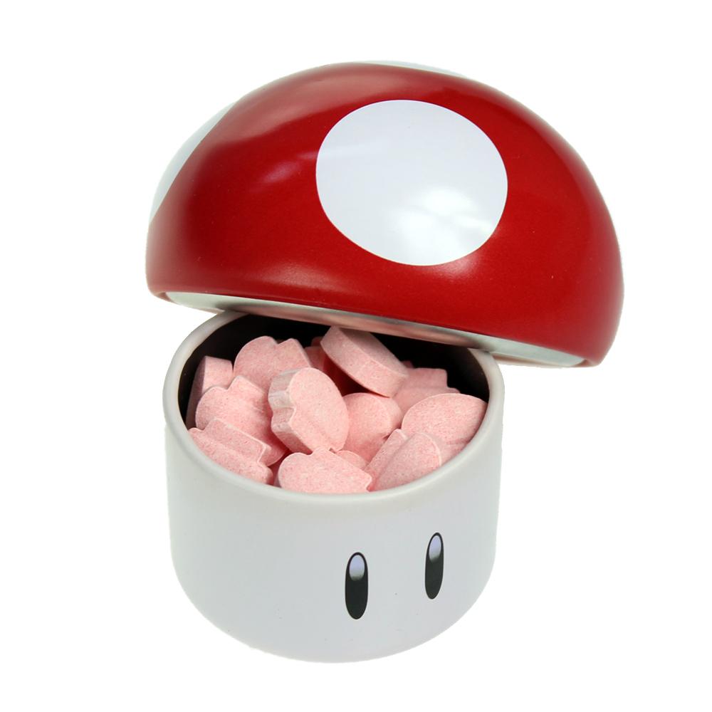 super cool nintendo bonbons  super mario pilz