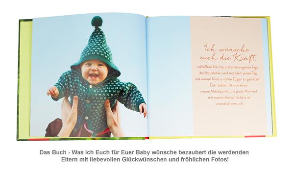 Buch - Was ich Euch für Euer Baby wünsche - 2