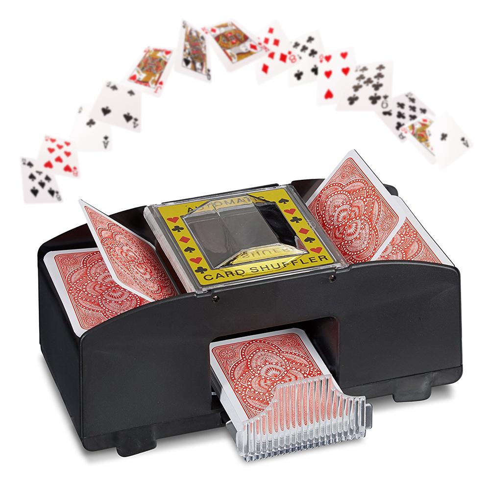 Karten Mischmaschine