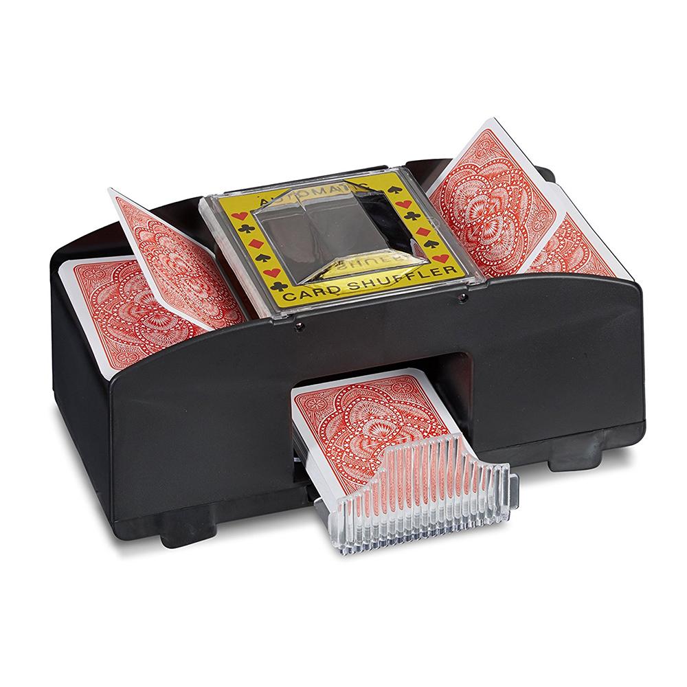 Karten Misch Maschine