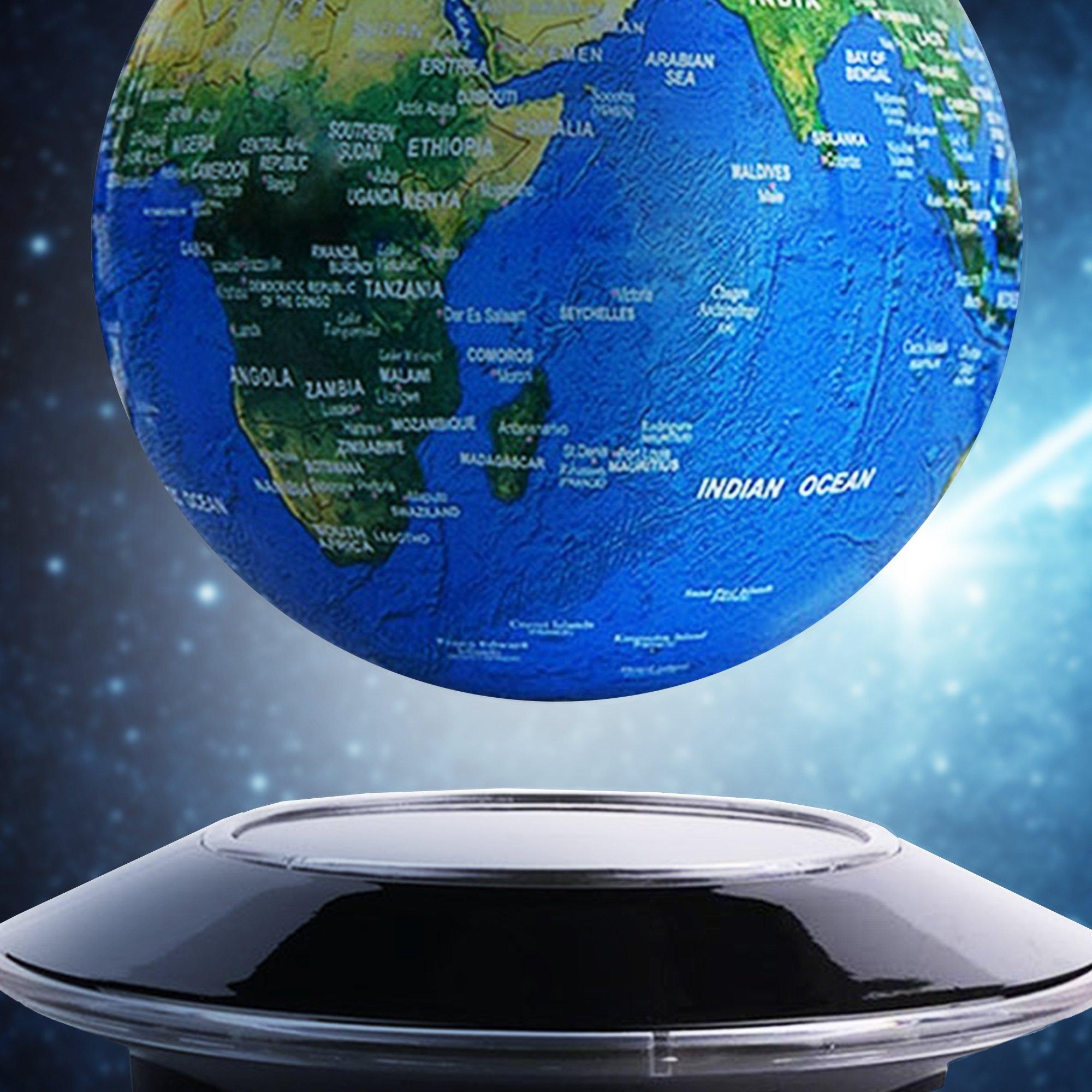 Schwebender Globus mit elektromagnetischer Basis - 3