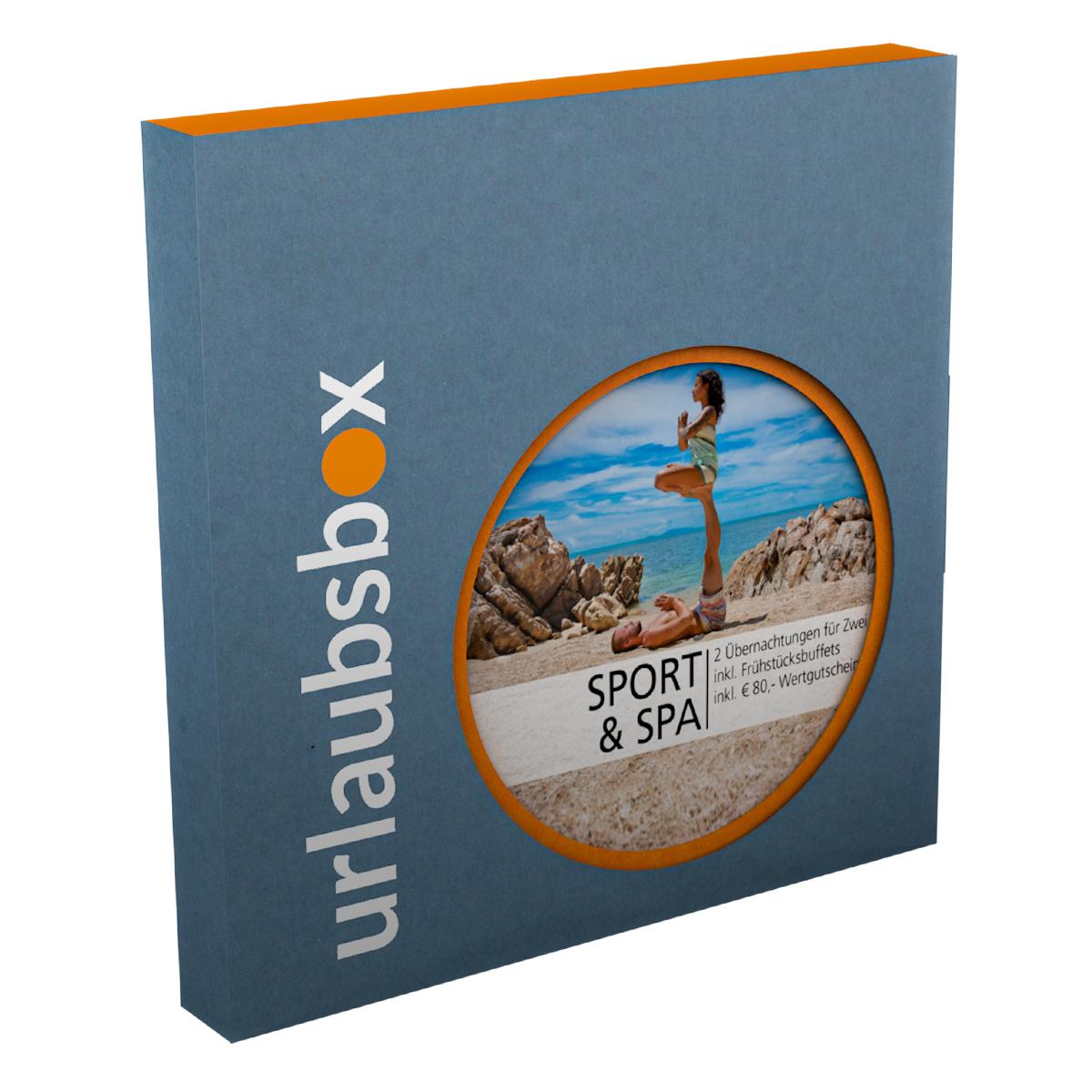 Sport & Spa - Hotelgutschein Deluxe - 2