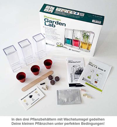 Gel Gewächshaus - Ökosystem Garten - 3