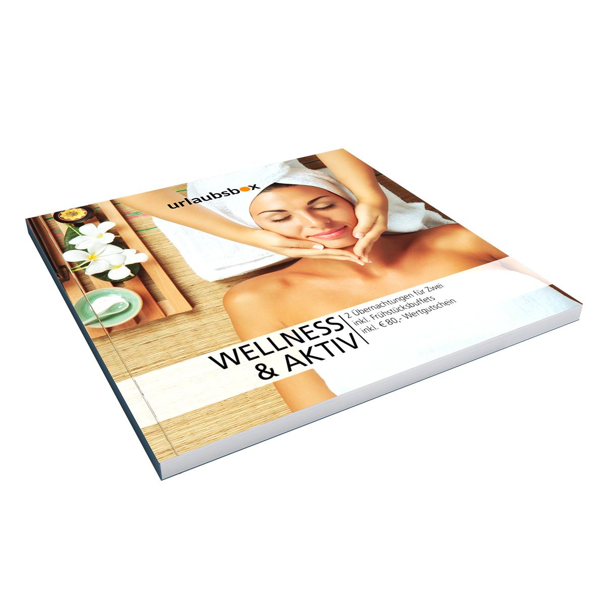 Wellness & Aktivurlaub - Hotelgutschein Deluxe - 4