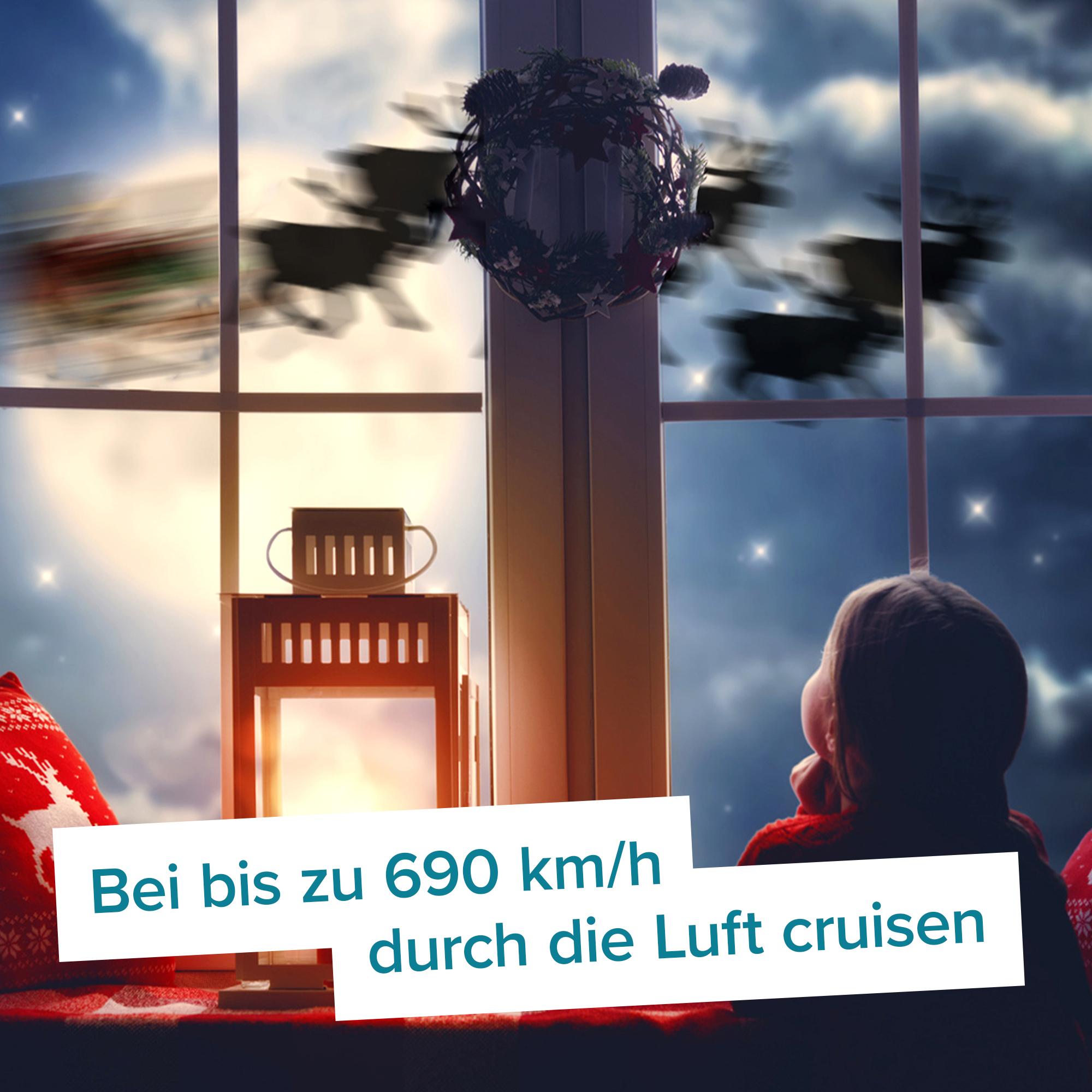 Original Weihnachtsmann Schlitten - 4