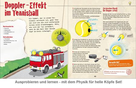 Physik für helle Köpfe - Einsteigerbox für Kinder - 3