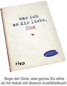 Buch zum Ausfüllen - Was ich an Dir liebe, Oma - 3
