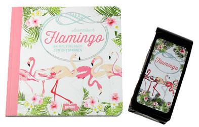 Flamingo Geschenkbox - 3