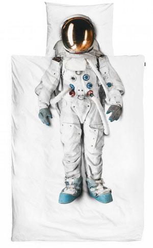 Kinder Bettwäsche Set - Astronaut - 3