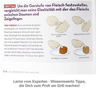 Grillbuch - Die Wissenschaft des Grillens - 2