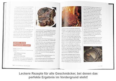 Grillbuch - Die Wissenschaft des Grillens - 3