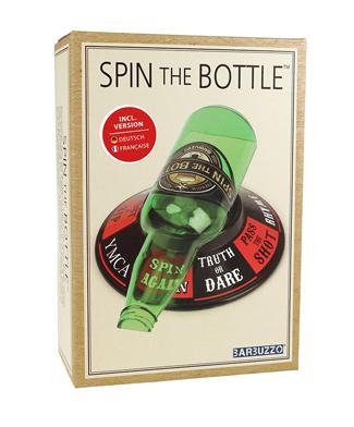 Flaschendrehen Spiel - Spin the bottle - 3