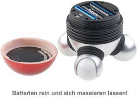 Mini Vibrations Massagegerät - Handmassagegerät - 2