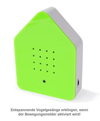 Zwitscherbox mit Vogelgesang - 2