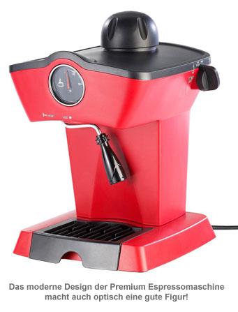 Premium Espressomaschine - 3