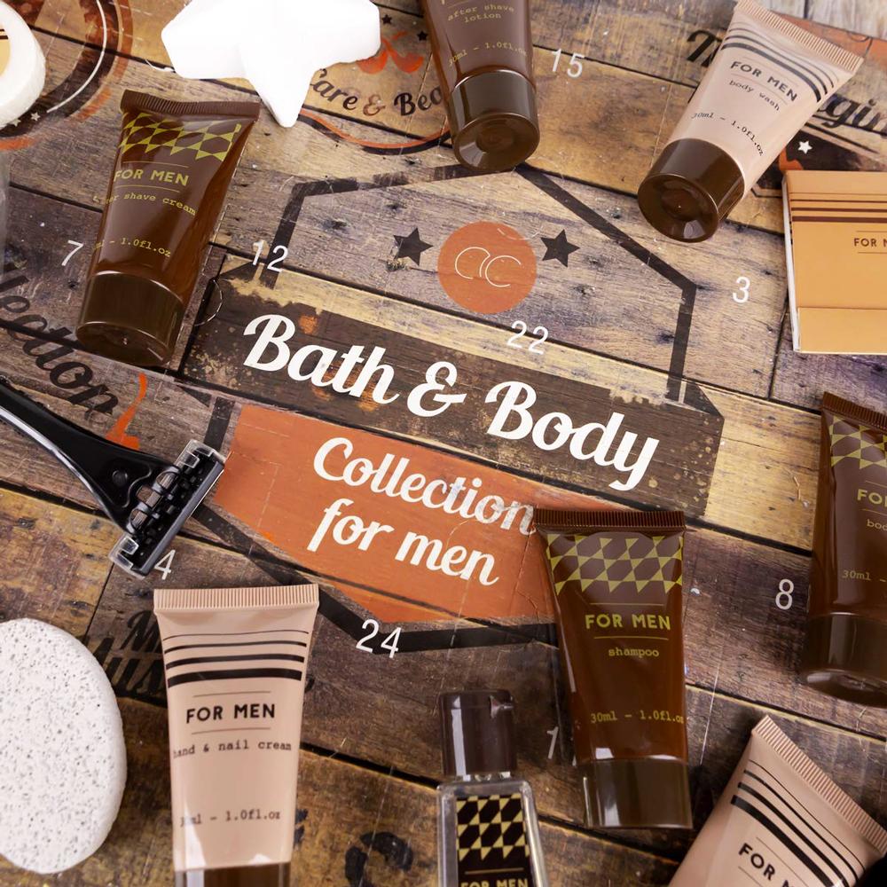 Weihnachtskalender Für Männer.Kosmetik Adventskalender Für Männer Bei Monsterzeug Ausgefallene