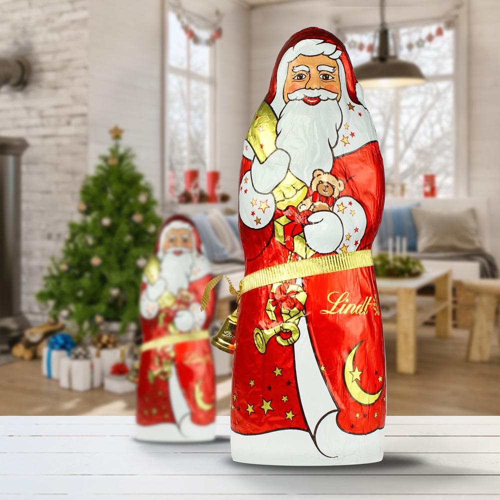Lindt Riesen Weihnachtsmann