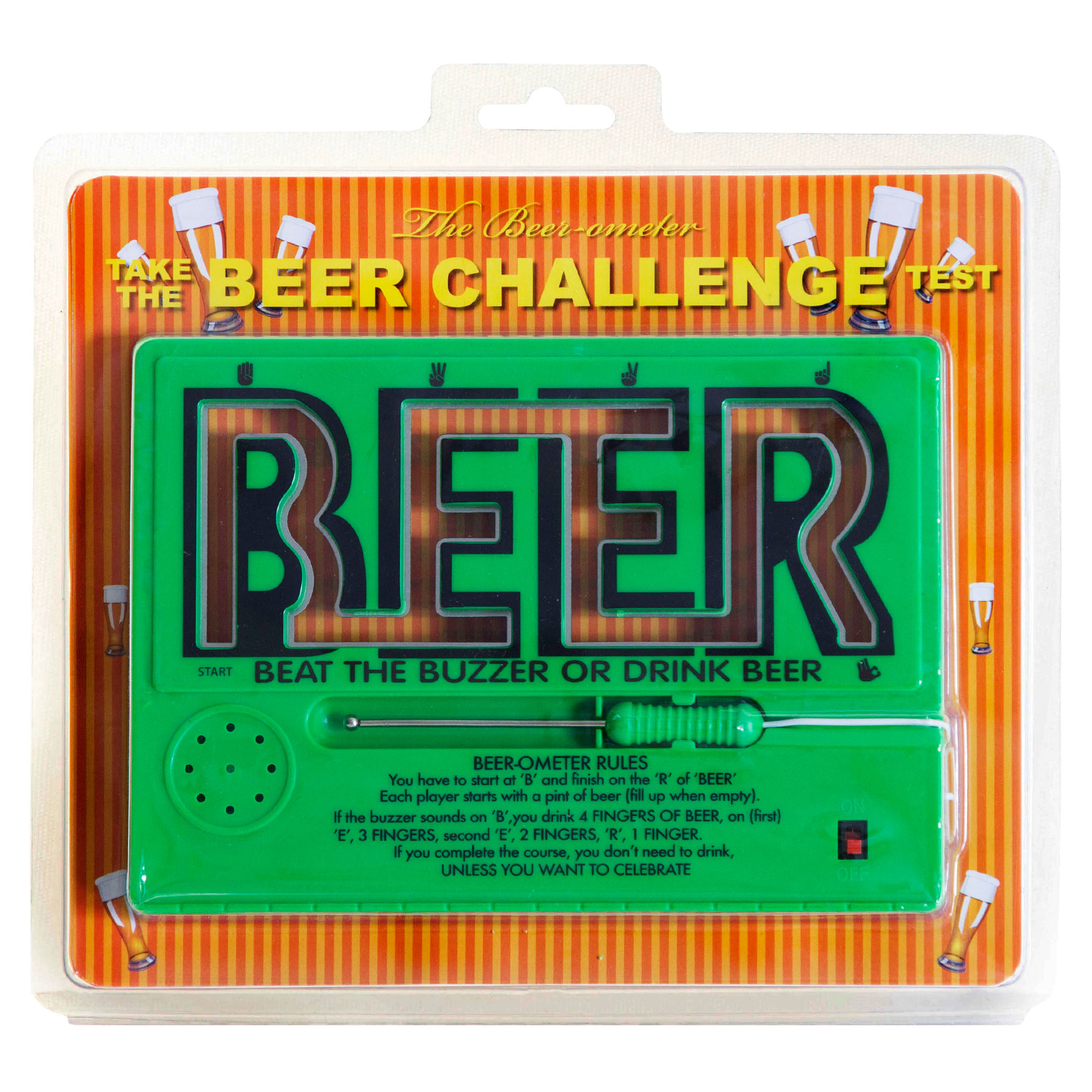 Challenge Trinkspiel