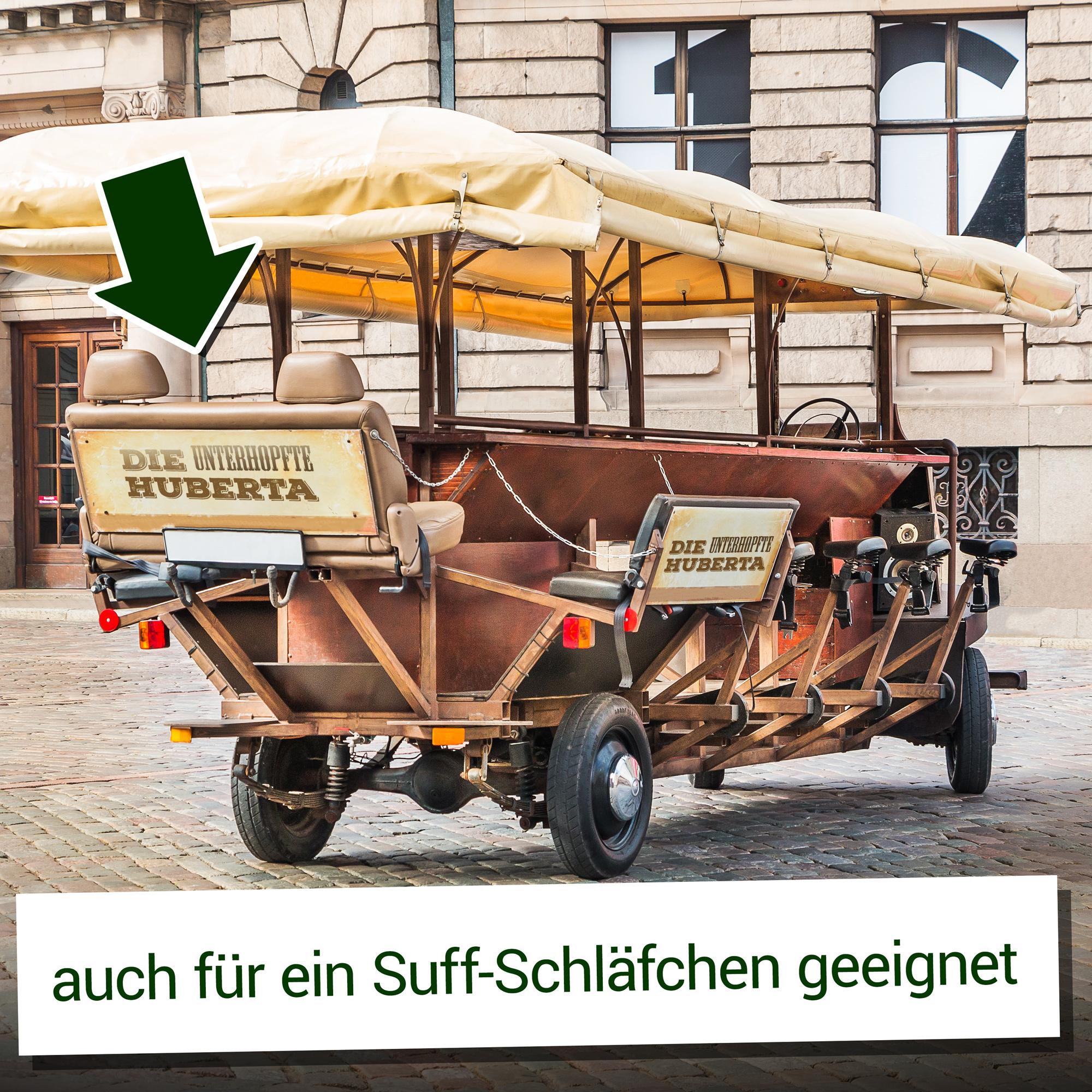 Euer eigenes Bierbike - Thekenfahrrad und Familienkutsche - 6