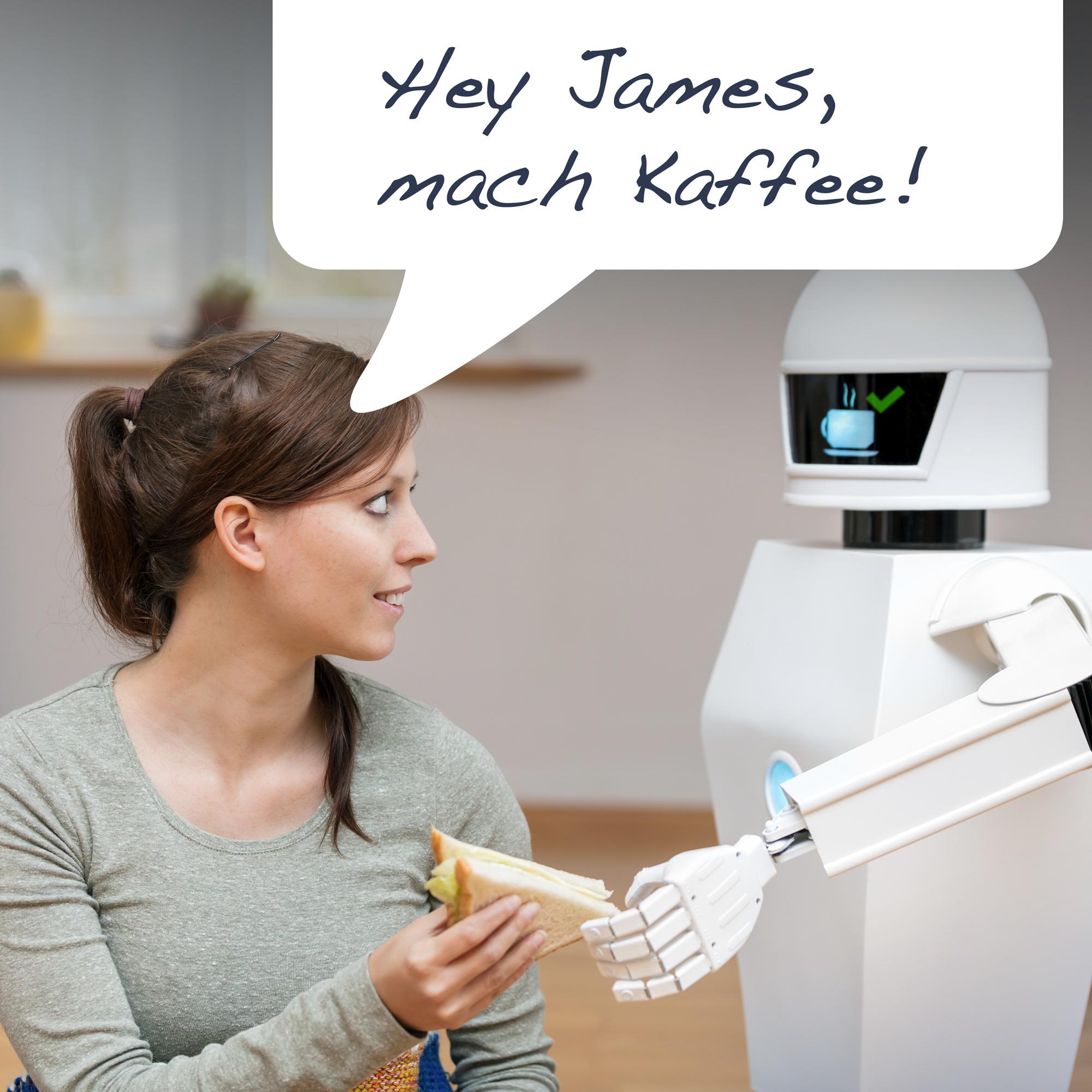 Universal Haushaltsroboter mit künstlicher Intelligenz - 4