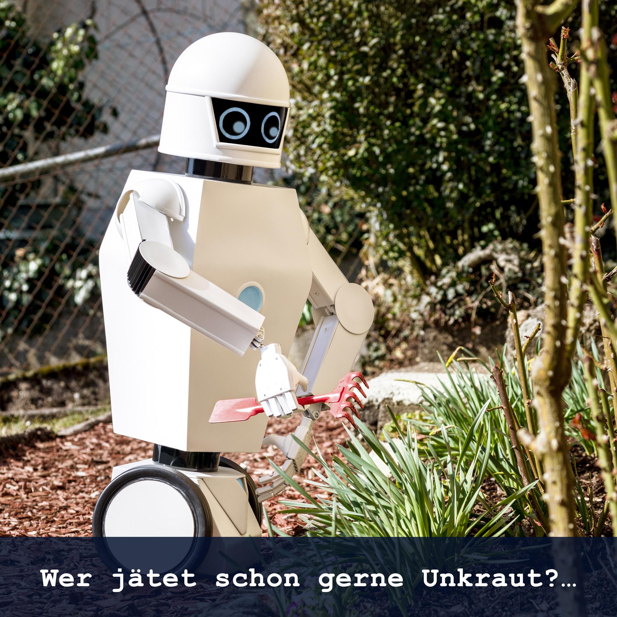 Universal Haushaltsroboter mit künstlicher Intelligenz - 8