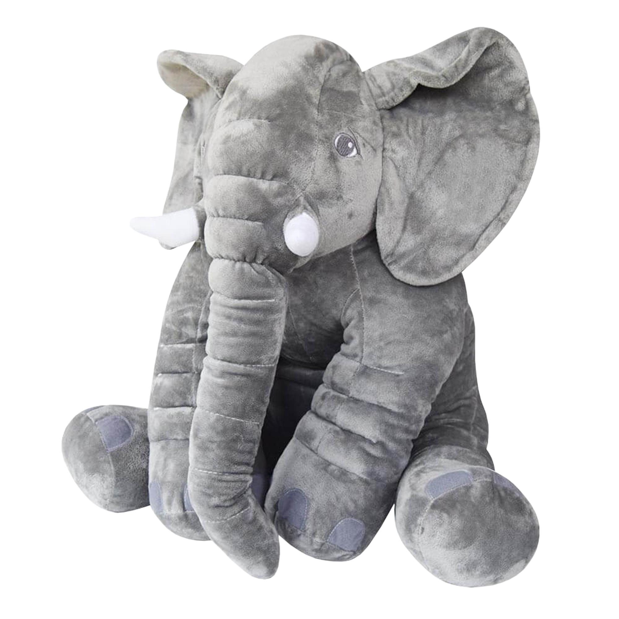 Baby Kuschelkissen Elefant Weiches Lagerungskissen