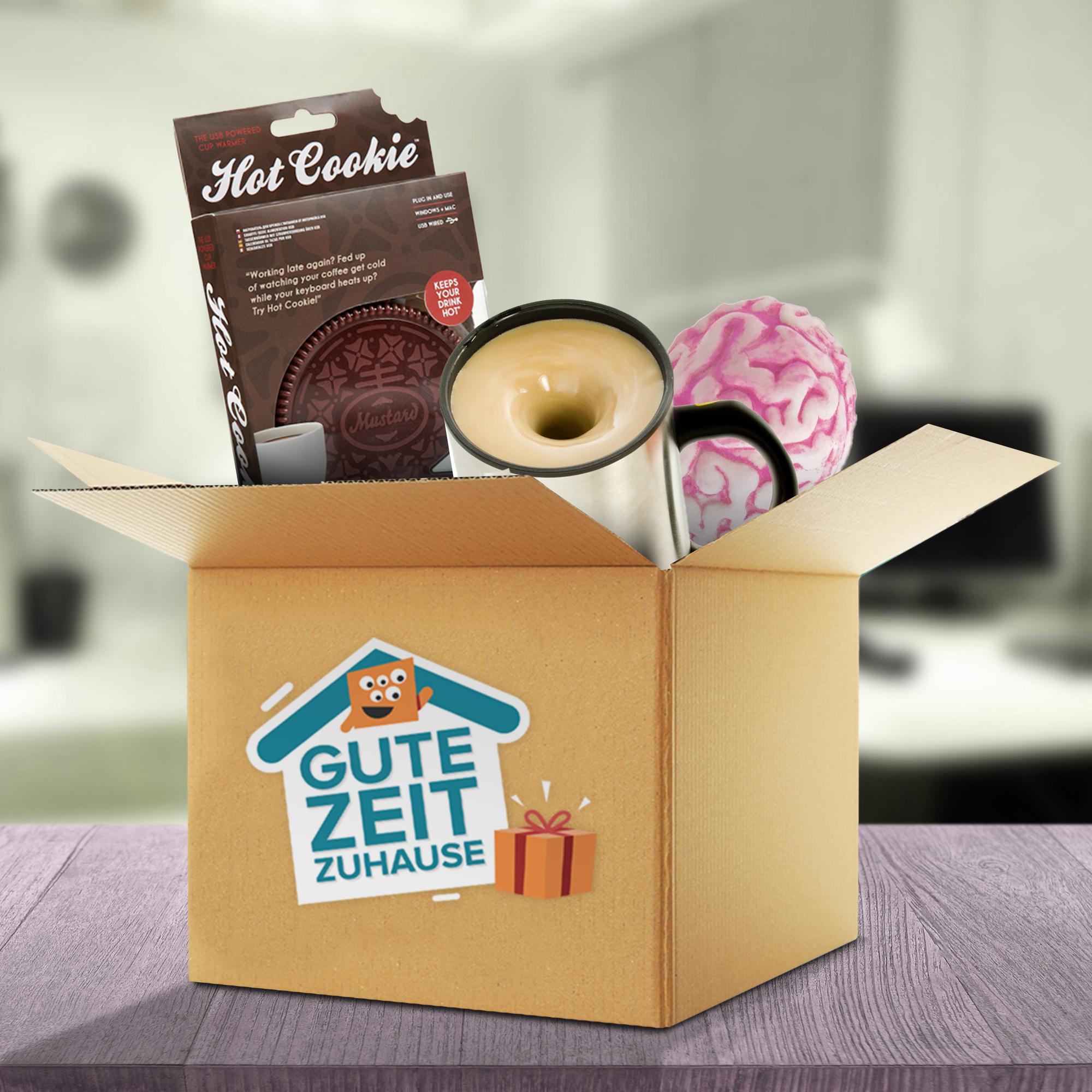 Gute Zeit Zuhause Home Office Box 3 Teiliges Set Furs Buro