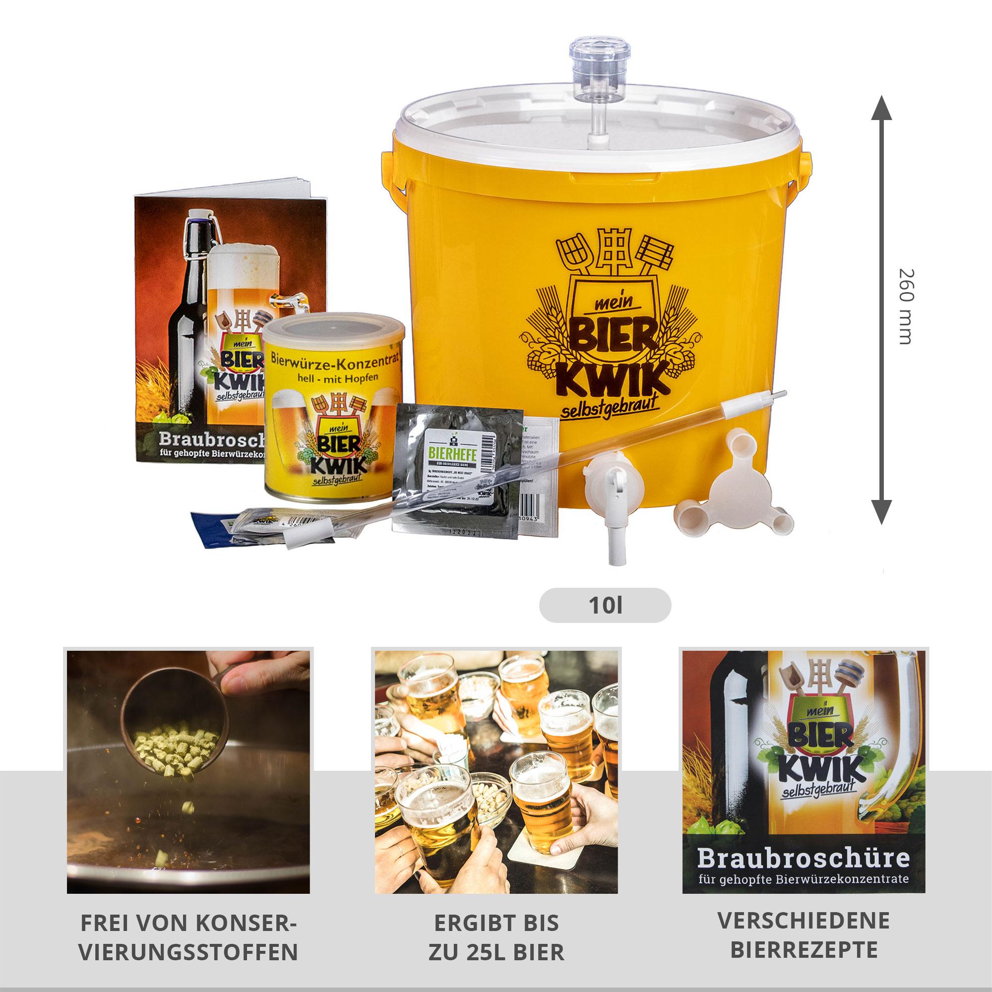 Bierbrauset - Einsteiger - 2
