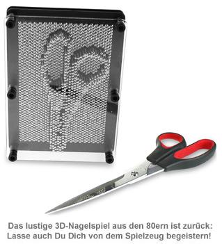 3D Nagelbild - das kultige Nagelspiel - 2