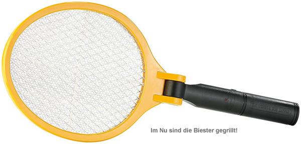 Elektrische Fliegenklatsche - 2