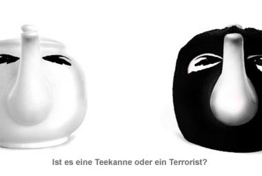Teekanne Terrorist - 2