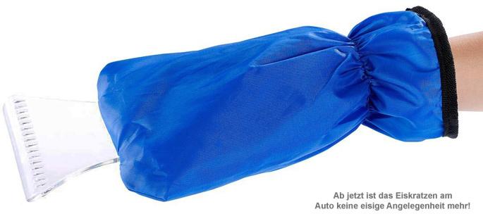 Luxus Eiskratzer mit Handschuh - 2