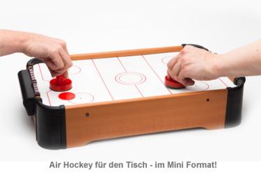 Mini Air Hockey Tisch - 2