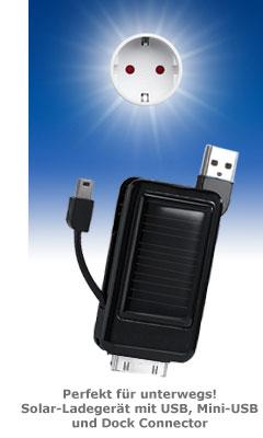 Mini Solar Ladegerät - 2