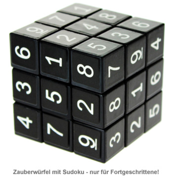 Sudoku-Würfel - 2